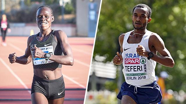 Надежды Израиля в марафоне