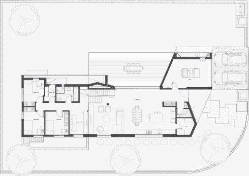 תוכנית הבית (תכניות: SO אדריכלים - שחר לולב ועודד רוזנקיאר)