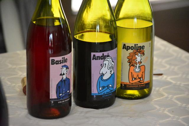 תערוכת יינות טבעיים (צילום: עמית מנדלזון)