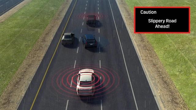 רכב אוטונומי (צילום: GM)