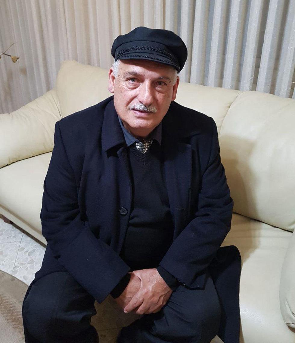 Лидер партии Бшара Шалиан