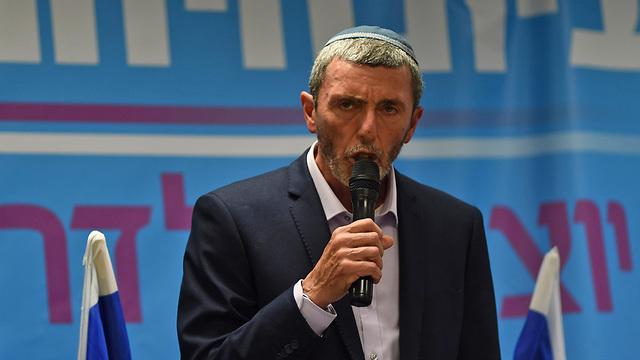 Rafi Peretz (Photo: Yuval Chen)