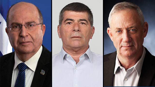 Яалон,  Ашкенази и Ганц