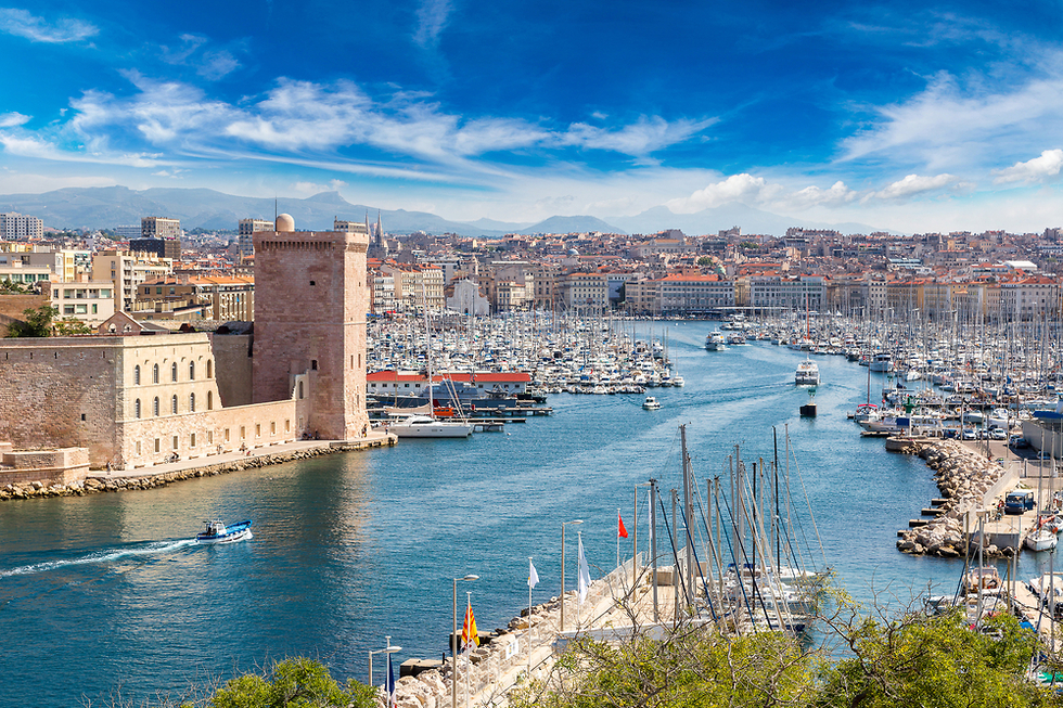 Marseille (Photo: shutterstock)