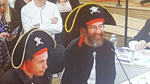 Пираты в Центризбиркоме