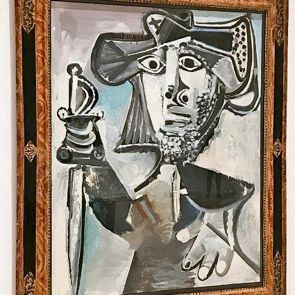 פיקאסו במוזיאון לודוויג לאמנות עכשווית