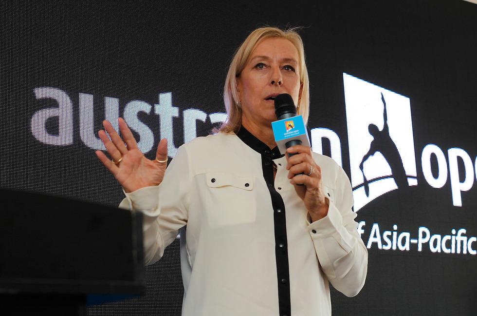 מרטינה נברטילובה (צילום: getty images)
