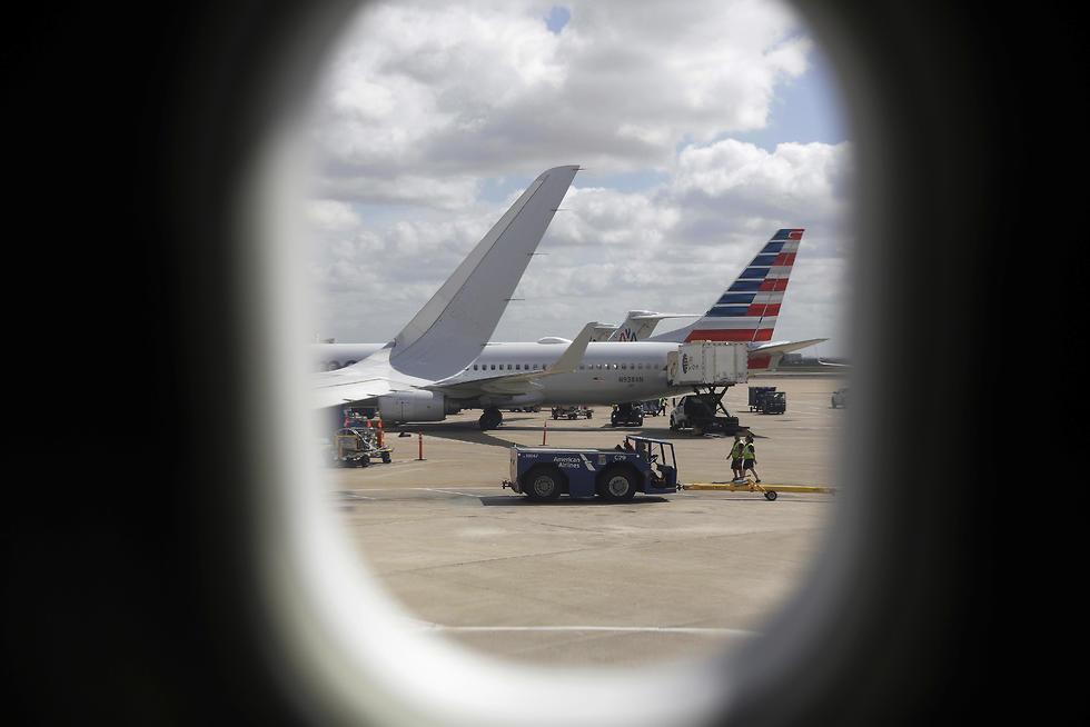 Самолет American Airlines. Фото: AP