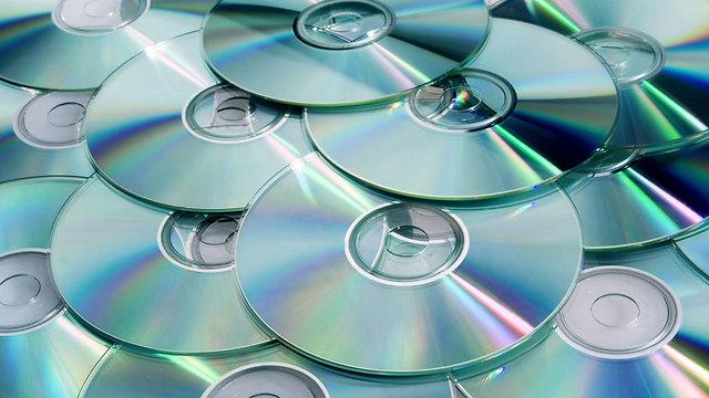 דיסקים תקליטורים דיסק תקליט (צילום: shutterstock)