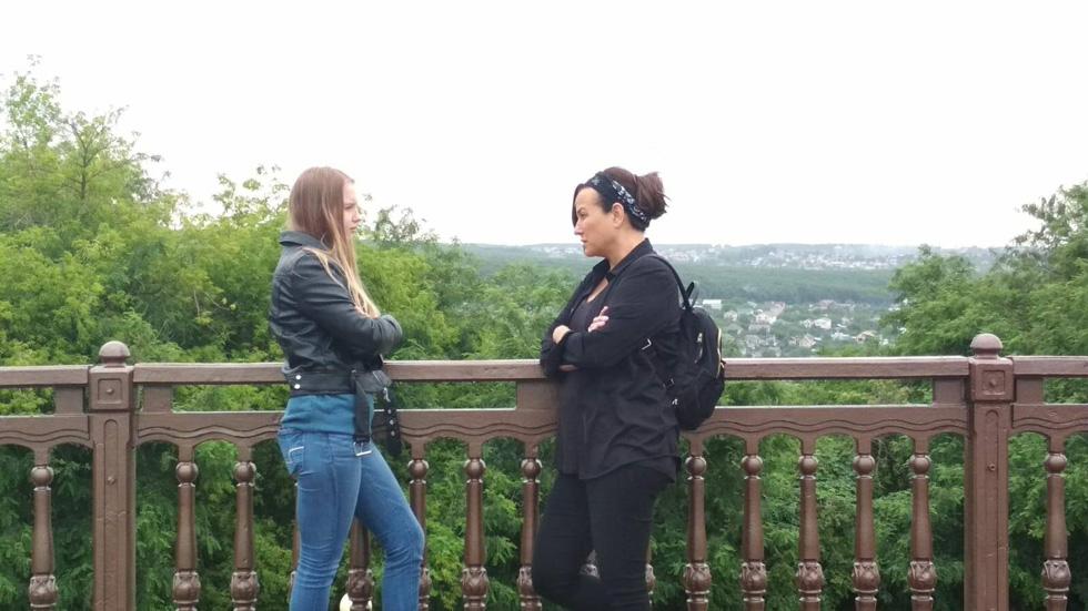 """Цофит Грант и Либи Ливне. Фото: """"Решет"""" 13"""