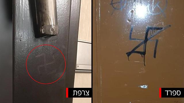 אנטישמיות בצרפת וספרד ()