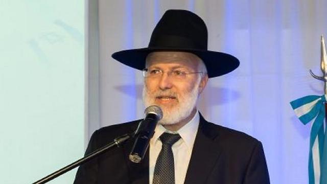 Rabbi Gabriel Davidovich  (Photo: AMIA )
