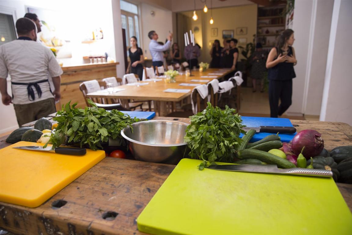 סדנאות בישול בארץ (צילום: אביחי פחימה)
