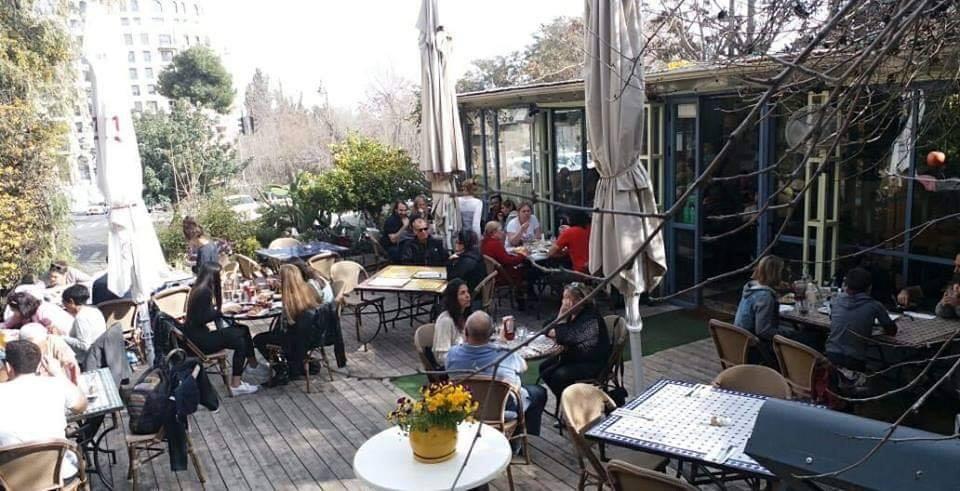 מסעדת לינק בירושלים ()