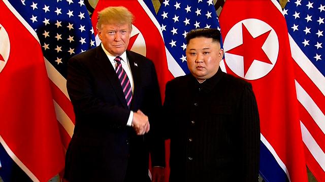 US President Donald Trump and North Korean leader Kim Jong Un (Photo: AP)