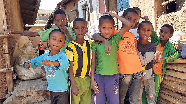 בני הפלאשמורה (צילום: יואב קרן)