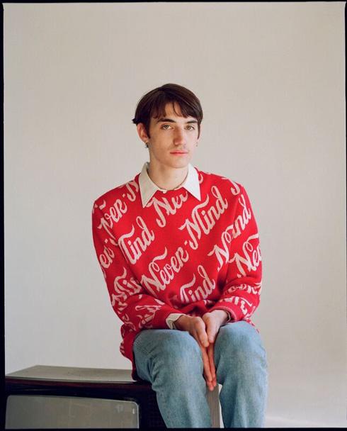 """""""האסטרטגיה שלי היא לא להתעסק בעתיד, אלא לנסות לשלב בין אופנה למוזיקה באופן הטוב ביותר שאפשר"""" (צילום: דניאל ז'קונט)"""