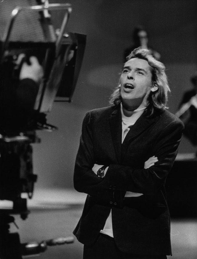 """""""אל תעזבי אותי"""", כתב הזמר הבלגי המפורסם לאהובתו סוזן גבריאלו, אבל זה לא עזר לו. הקליקו על התמונה (צילום: GettyimagesIL)"""