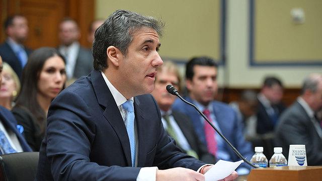 מייקל כהן (צילום: AFP)