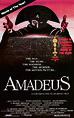 """7. """"אמדאוס""""  מילוש פורמן """"במאי גאון עושה סרט על מלחין גאון, ומשלב קולנוע ומוזיקה קלאסית בצורה כובשת. ראיתי בתור ילד ונכבשתי"""""""