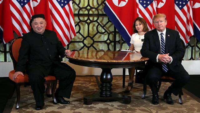 The TTrump-Kim summit in Hanoi, Vietnam (Photo: Reuters)