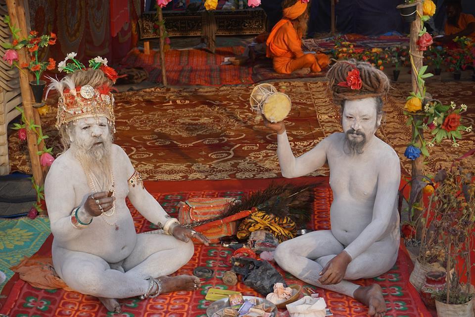 כהני דת (צילום: אוריאל בן צבי)