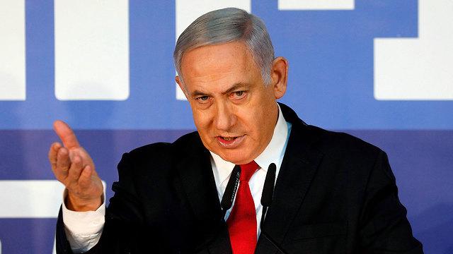 ראש הממשלה בנימין נתניהו הצהרה לאחר פרסום החלטות היועמ