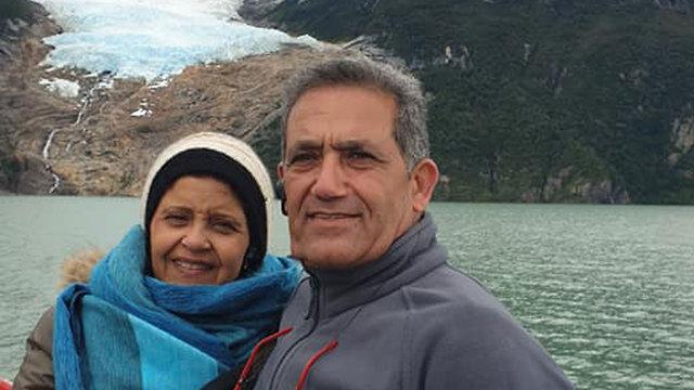 תמונותיה האחרונות של גלילה ביטון, אחת ההרוגות בתאונת השיט בצ'ילה (צילום: מוטי ביטון)