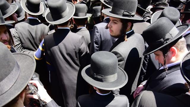 Brooklyn Yeshiva students (Photo: Shutterstock) (Photo: Shutterstock)