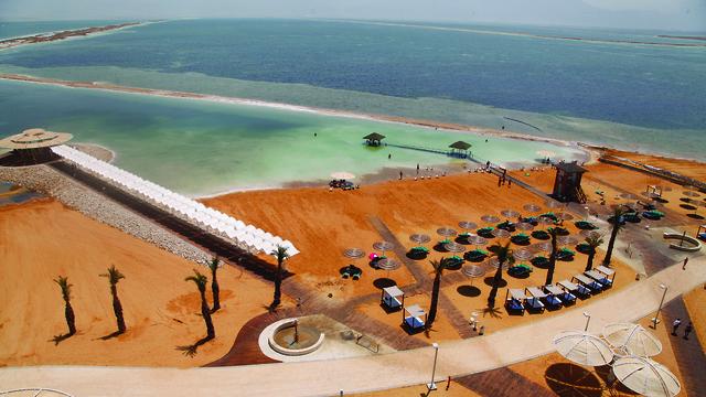 החופים והטיילת החדשים (צילום: חל