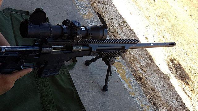 M24 (צילום: דובר צה