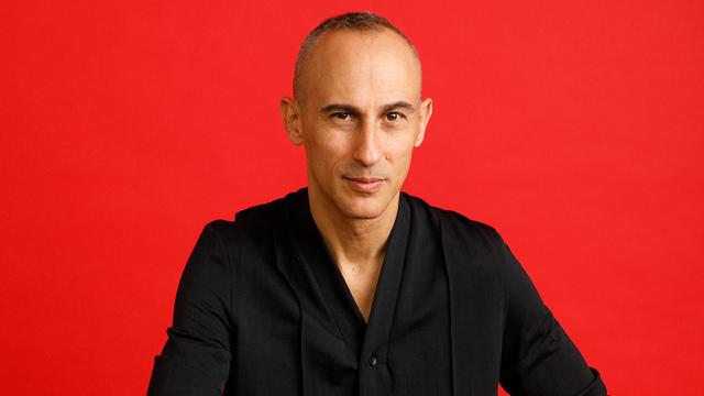 אסף אמדורסקי (צילום: בן פלחוב)