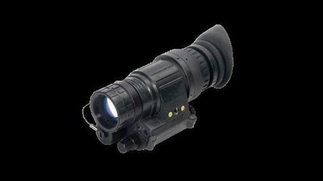Прибор ночного видения. Фото: пресс-служба ЦАХАЛа