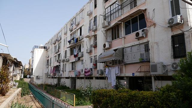 החברה לחיזוק מבנים (צילום: אבי חי)