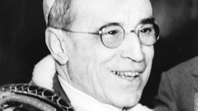 Pope Pius XII (Photo: AP)