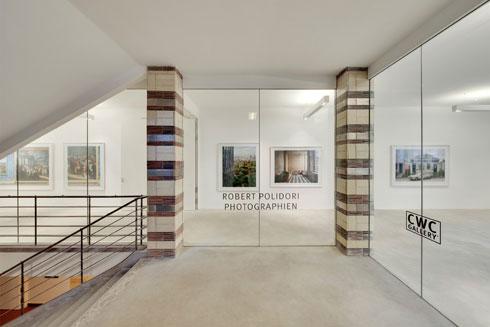 פרויקט שהוא גאה בו כשעבד בברלין: בית ספר יהודי לבנות שהוסב למרכז תרבות (צילום: © Jan Bitter, אדריכלות: Grüntuch Ernst Architeken, Berlin)