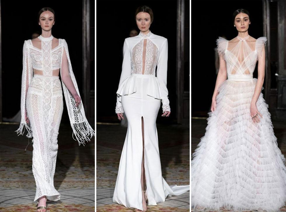 מעצב שמלות הכלה ליאור צ'רכי הוזמן להציג בשבוע האופנה בפריז במסגרת תצוגה קבוצתית של Oxford Fashion Studio, החושף מדי שנה שורה של מעצבים בינלאומיים בבירות האופנה. צ'רכי הציג שמלות צחורות עשויות בדי תחרה, שיפון וטול, רקומות באבני סברובסקי ופנינים