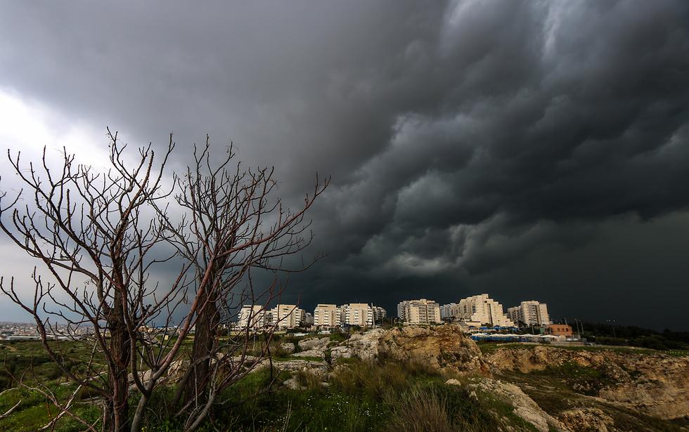 עננים  (צילום: אלברט קשת )