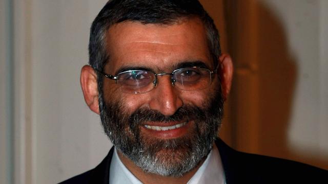 מיכאל בן ארי (צילום: יריב כץ)