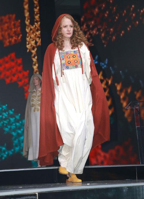 מותג האופנה משכית מציין 65 שנה להיווסדו (צילום: ענת מוסברג)