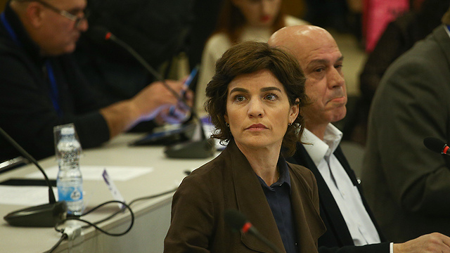 Tamar Zandberg (Photo: Ohad Z)