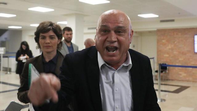 MK Issawi Farij (Photo: Ohad Zwigenberg)