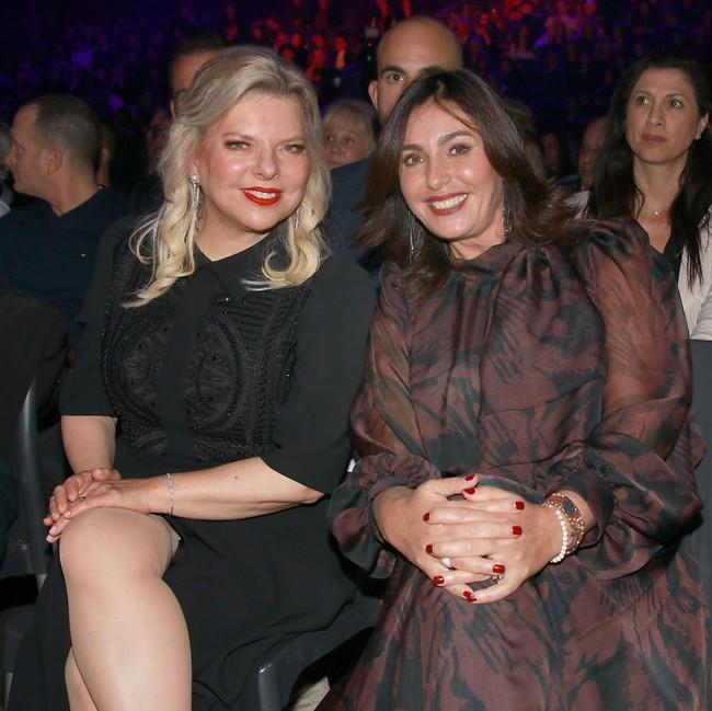 אמרתם אופנה, אמרתם מירי רגב ושרה נתניהו (צילום: ענת מוסברג)