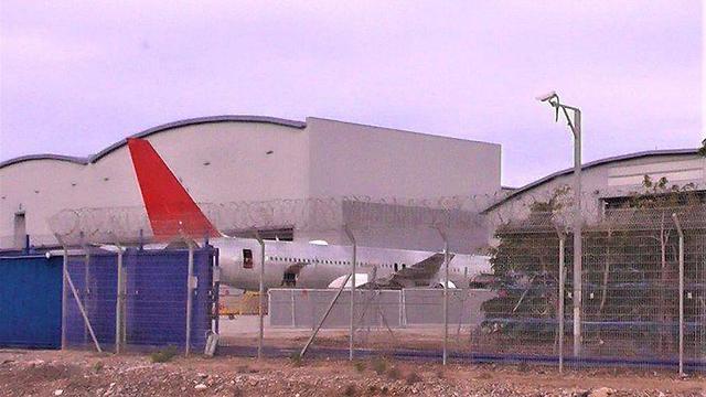 המטוס שעתיד לשמש את ראש הממשלה  ()