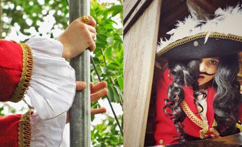 מז'קט לנשים במידה 44 וחצאית לתינוקת של ראלף לורן (צילום: הדס אבידור גולדין)