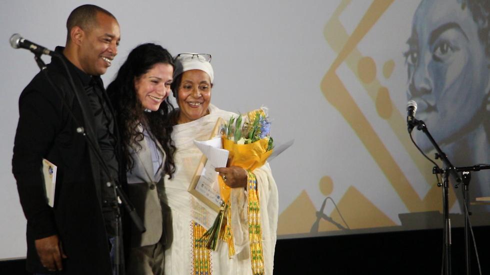 Asrese Getu Sahalo Girmay (Photo: Eyal Yitzhar)