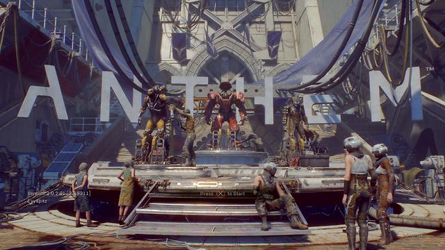 מתוך Anthem (צילום מסך)