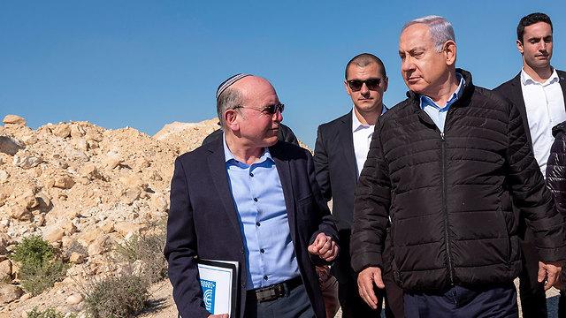 PM visiting Gaza region