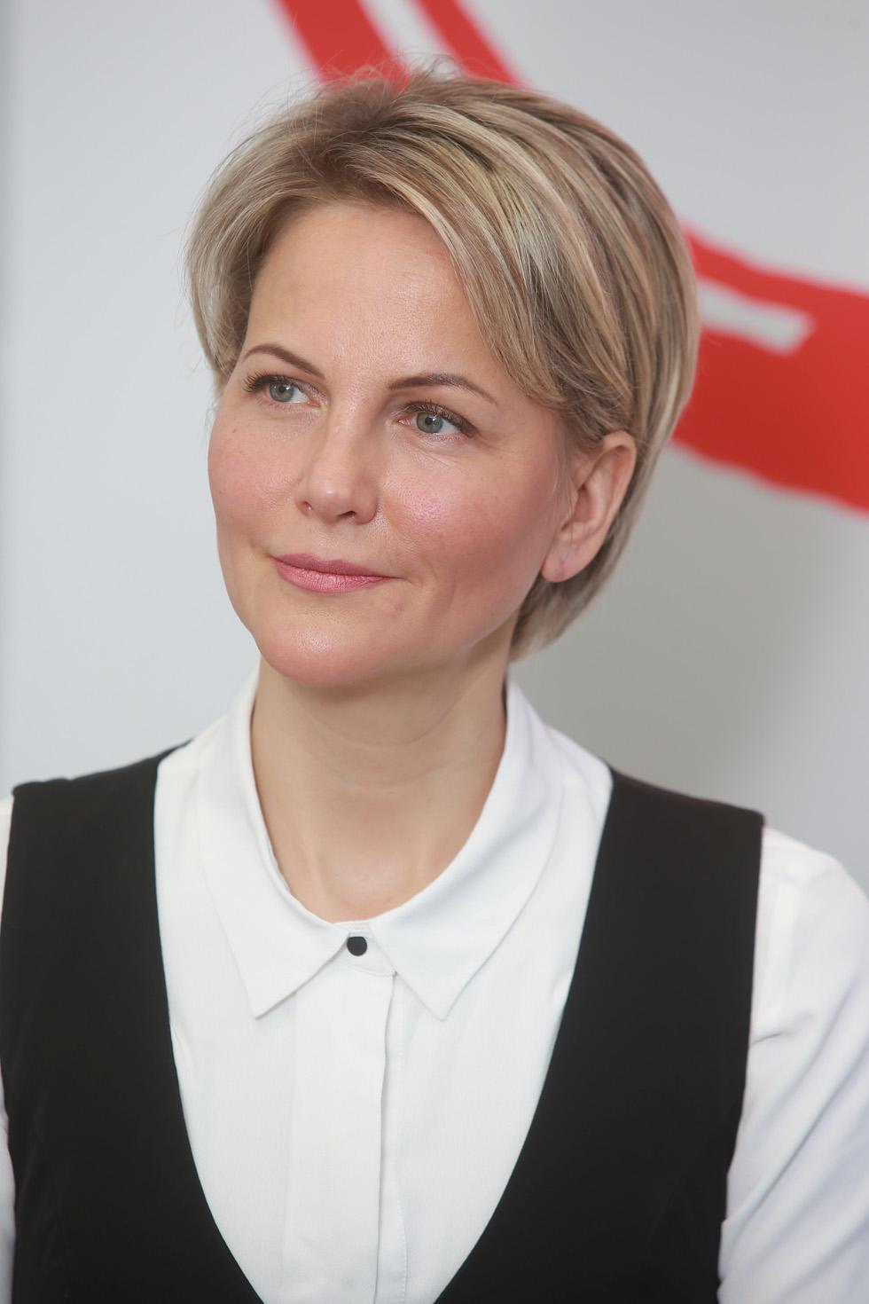 Анастасия Михаэли. Фото: Авигайль Узи