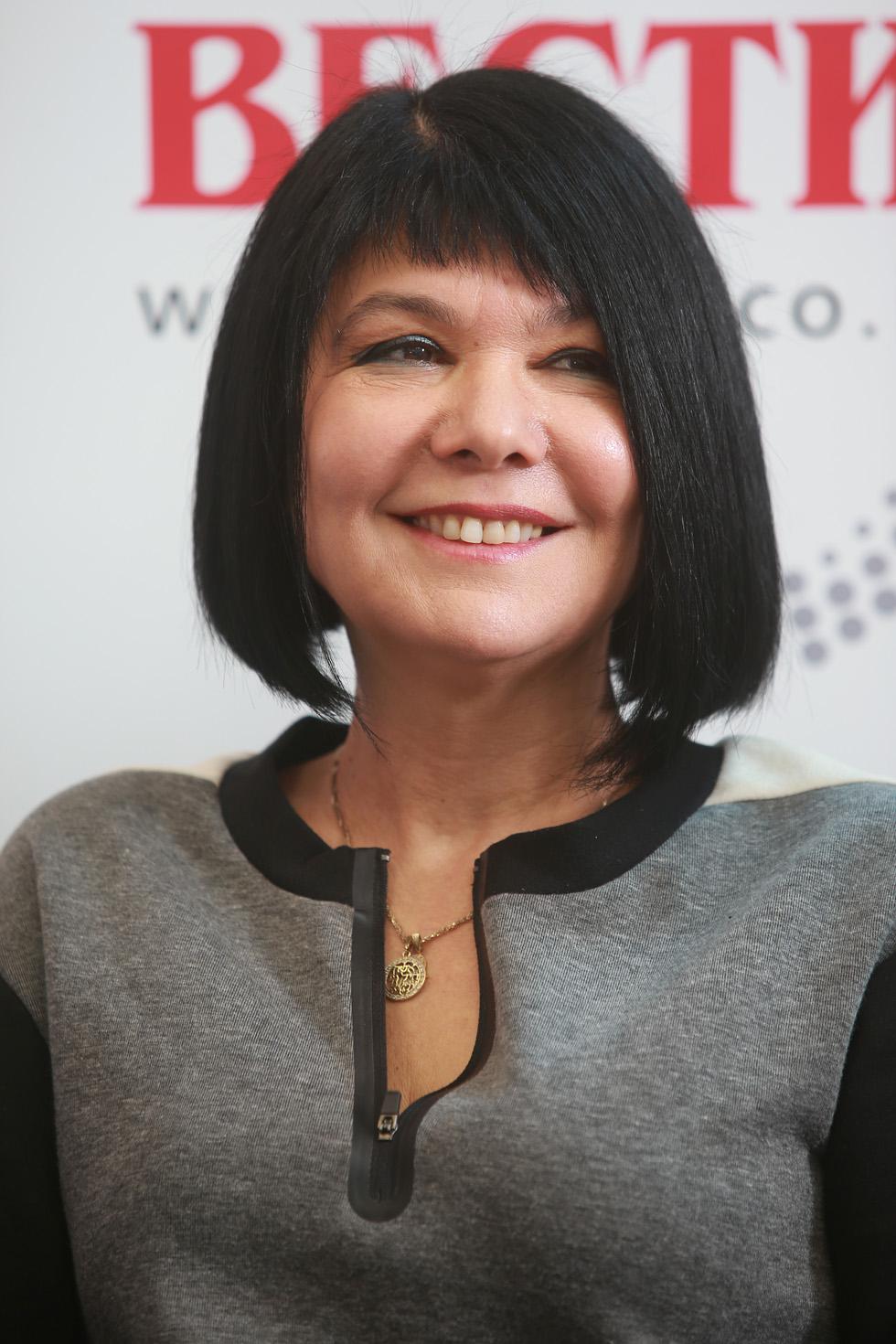 Ирина Вигдорчик. Фото: Авигайль Узи (Фото: Авигайль Узи)